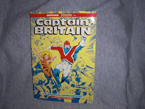 Download Captain Britain: Dipped in Magic, Clothed in Science ebook