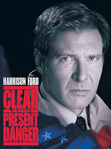 DVD : Clear and Present Danger