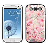 Smartphone Protective Case Hard Shell Cover for Cellphone Samsung Galaxy S3 I9300 / CECELL Phone case / / Bloom Cherry Blossoms Tree Apple /