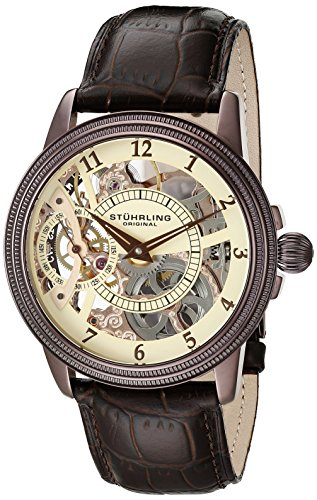 Stuhrling Original Men's 228.3365K77 Brumalia Mechanical Wat