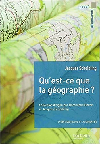 Qu'est-ce-que la géographie ?