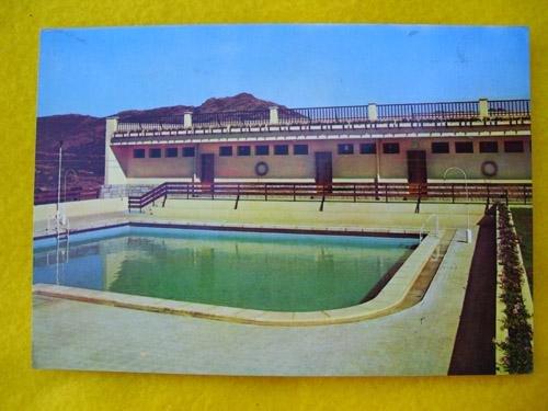 Antigua Postal - Old Postcard : Residencia del Banco de España - Piscina y vestuarios - CERCEDILLA: Amazon.es: Sin autor: Libros