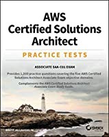 AWS Certified Solutions Architect Practice Tests: Associate SAA-C01 Exam Front Cover