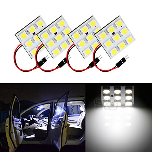 Pulsing Led Tail Lights - 4