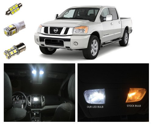 nissan-titan-led-package-interior-tag-reverse-lights-14-pieces