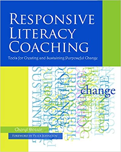 Book Responsive Literacy Coaching: Tools for Creating and Sustaining Purposeful Change
