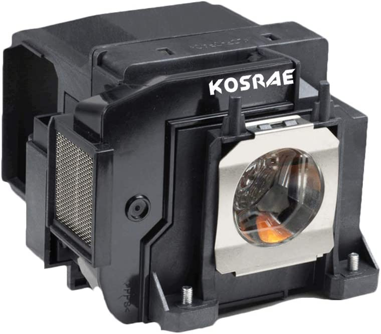 KOSRAE for ELPLP85 / V13H010L85 Replacement Lamp Bulb with Housing for Powerlite Home Cinema 3500 3100 3000 3600e 3700 3900 3200 3800 eh-tw6600 eh-tw6800 eh-tw6700 eh-tw6600W Projector