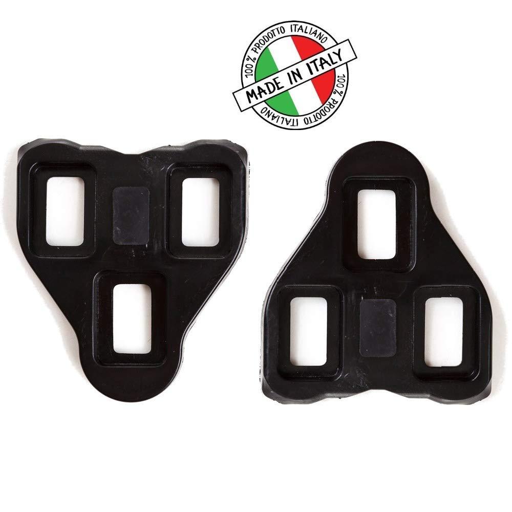 Gio Look Delta Compatible Cleats Black 0 Degree Float