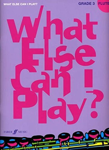 What Else Can I Play? Flute Grade 3 by Various (2007-11-21)