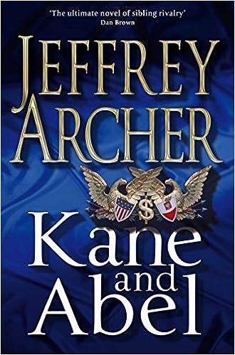 Jeffrey Archer Book