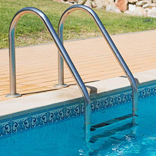Top 10 Pool Steps For Inground Pools of 2019 - Best Reviews Guide