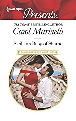 Sicilian's Baby of Shame (Billionaires & One-Night Heirs)
