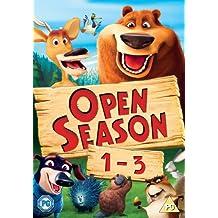 Open Season 1 To 3 Boxset
