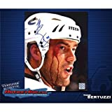 Todd Bertuzzi Signed Picture - 8 x 10 - Autographed NHL Photos