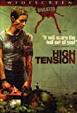 High Tension (Unrated Widescreen Edition) cover.