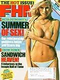 FHM Magazine: June 2005 -- Beth Ostrosky!