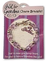 Just for Grandma Charm Bracelet (1 Pieces)