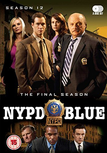 Price comparison product image NYPD Blue Complete Season 12 [DVD] [Import] by Dennis Franz