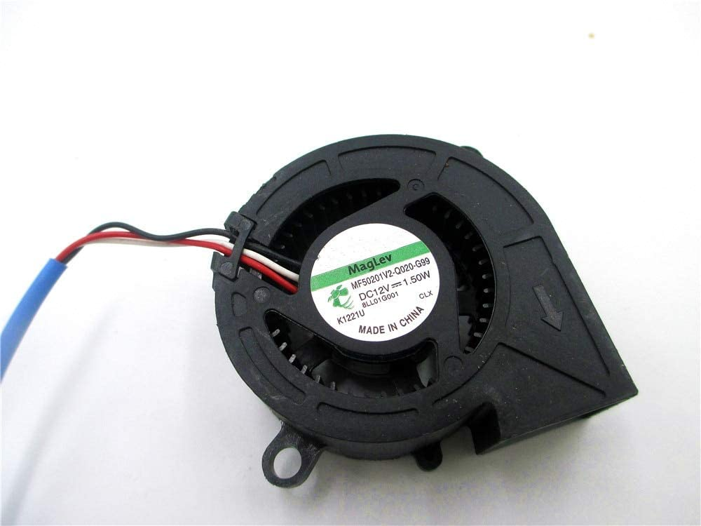 Genuine For Optoma 741STLV Projector DC12V 1.62W 3Pin 3Wire Cooling Fan Sunon MF50201V2-Q020-G99