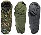 USGI Military 3-Piece Modular Sleeping Bag System w/ Gore-Tex Bivy Sack