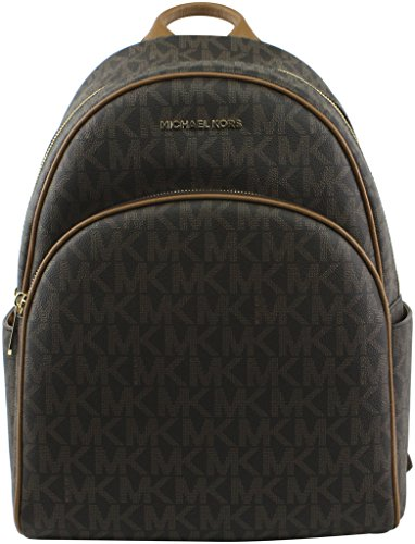 Amazon.com  MICHAEL Michael Kors Abbey Jet Set Large Leather Backpack (Black  2018)  CoolHouZ db3d4d9f2cb22