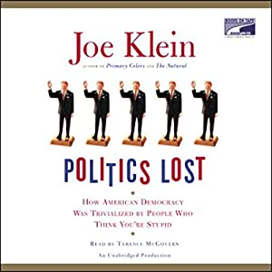 Politics Lost Audiobook