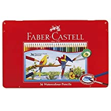 36 color set TFC-WCP/36C Faber-Castell watercolor pencils (japan import)