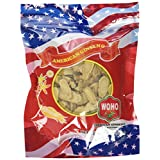 WOHO 126.8 American Ginseng Medium Slice Bag 8oz
