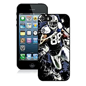 iPhone 5S Case,dallas cowboys For iPhone 5S Black Case Cover