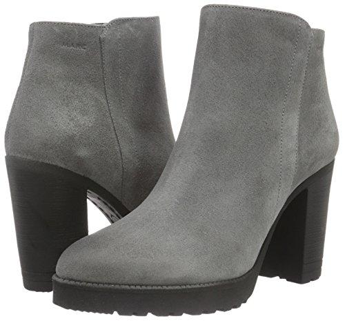 Shoes De Zapatillas Para Estar 00133 grey Casa Marc Gris Por Alina Mujer tnW4TTd