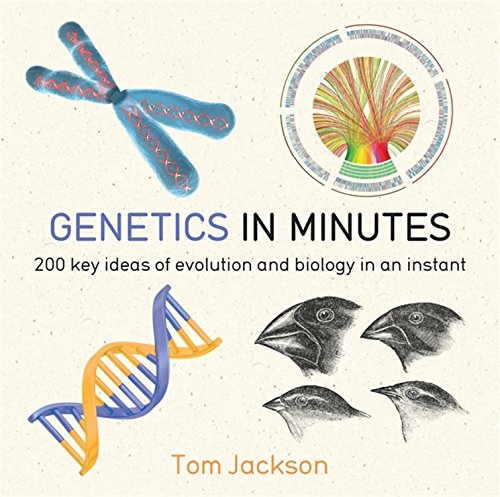 Book Cover: Genetics in Minutes