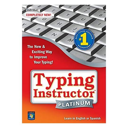 Typing Instructor Platinum 21 – Windows [PC Download]