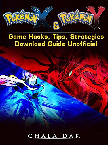 Pokemon X & Y Game Guide (Release Date For Pokemon X And Y)