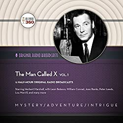 The Man Called X, Vol. 1