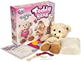 Make Your Own Teddy Create Build A Bear Stuffed Soft Toy Party Craft Kit Set