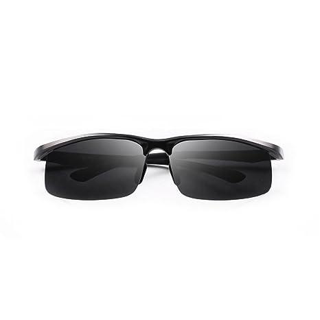 H.ZHOU Magnesium Magnesium Polarizer Sunglasses Gafas de Sol ...