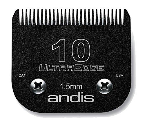 Ultraedge Blades (Andis UltraEdge EGT Blade 10, Charcoal)