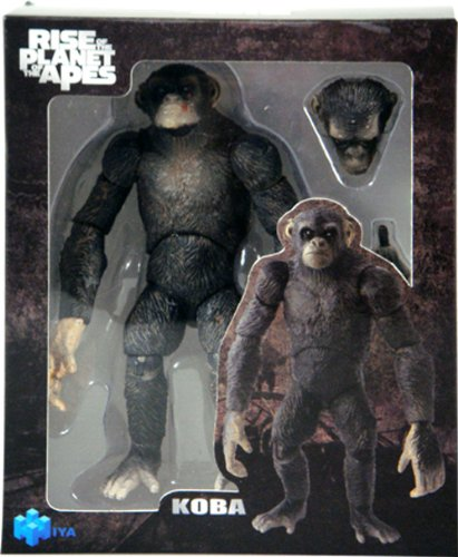 Hiya Rise Of The Planet Of The Apes Koba 5 Inch Scale Action Figure
