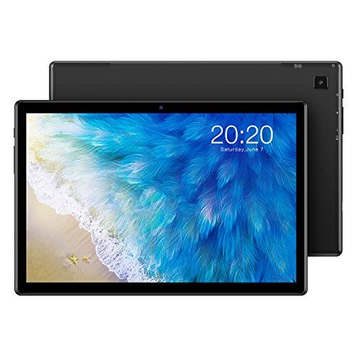 Teclast M40 Tablet 10.1 Inch, 6GB RAM 128GB ROM, 4G LTE + 5G WiFi, Android 10 Tablet PC T618 Octa Core 2.0Ghz Processor…