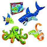 Bloco Toys – Marines Creatures, Baby & Kids Zone
