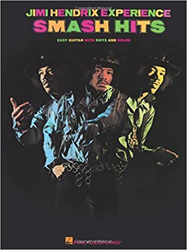 Jimi Hendrix Experience: Smash Hits: Easy Guitar with Riffs and Solos (Experience Hendrix)