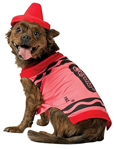 Rasta Imposta CRY Dog Costume, Medium, - Crayon Dog