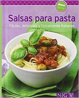 Salsas para espaguetis
