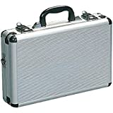 Aluminum Briefcase - Silver