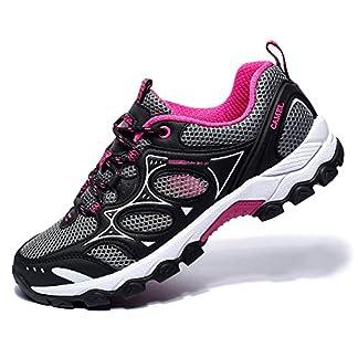CAMEL Men/Women Hiking Shoes Lightweight Non-Slip Mesh Boots Trail Running Sneaker