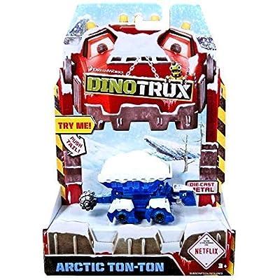Dinotrux Ton-Ton - Arctic Ton-Ton: Toys & Games