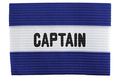 Kwik Goal Youth Captain Arm Band, Royal