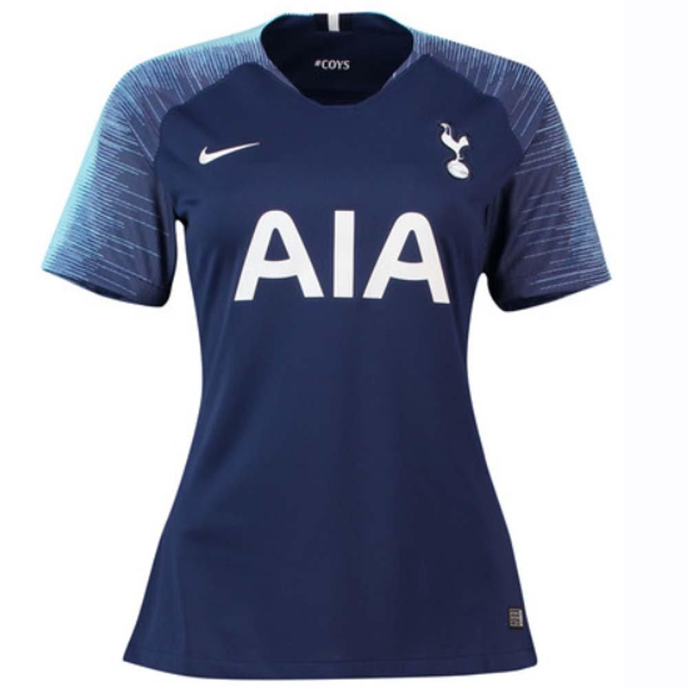 Nike 2018-2019 Tottenham Away Ladies Football Soccer T-Shirt Trikot