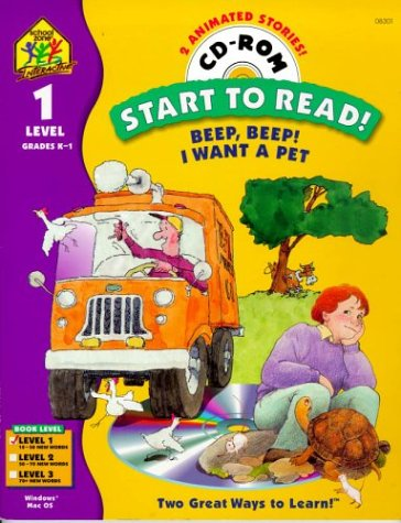 Beep, Beep!/I Want a Pet-Level 1 (Start to Read Series) ebook