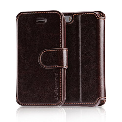 Belemay Genuine Leather Magnetic kickstand product image